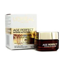 2 X L'Oreal Age Perfect Intense Nutrition Repairing Eye Balm 15ml