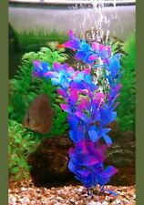 FISH TANK FUVAL BIORB  TYPE AQUARIUM  ** PLASTIC PLANT 1 X  LARGE  ***