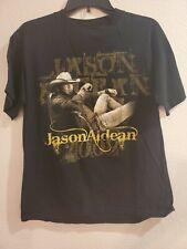 Jason Aldean Wide Open Tour 2009 T Shirt Large Concert Shirt Vintage Size Medium