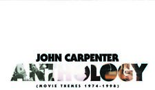 John Carpenter - John Carpenter: Anthology (Movie Themes 1974-1998) [New CD]