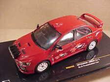 Coche de automodelismo y aeromodelismo Mitsubishi Lancer Escala 1:43