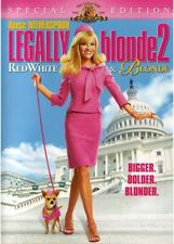 [DVD] Legally Blonde 2: Red White & Blonde (Region 1)