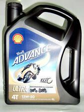 Oli motore Shell per veicoli 15W50