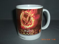 Original Hunger Games Movie Coffee  Mug Jennifer Lawrence Image Rare