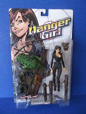 Danger Girl Sydney Savage Action Figure