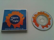 Paul McCartney / Beatles - FIGURE OF EIGHT - SPECIAL COLLECTORS 3 INCH CD © 1989