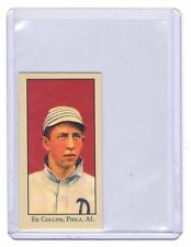 Eddie Collins, Philadelphia Athletics Monarch Corona T206 Centennial reprint #46