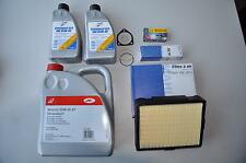 Inspektion Set BMW R65 R80 R100 RS RT GS mit Motoröl + Getriebeöl ohne Ölkühler
