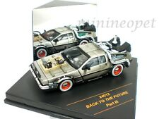 SUN STAR 24013 BACK TO THE FUTURE TIME MACHINE DELOREAN 1/43 PART 3