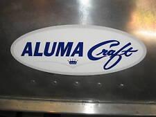 Alumacraft boat logo sticker/decal for '60's/70's models