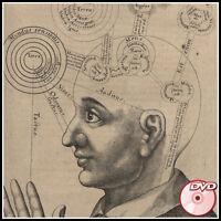 Robert Fludd occult rosicrucian kabbalah books - 2DVD's