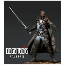 Scale 75 Degenesis Falberg 75mm resin Unpainted Kit