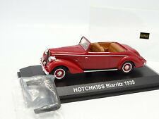 Norev 1/43 - Hotchkiss Biarritz 1939 Rouge