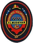 PARCHE BOMBEROS DE ALMUDEVAR FIRE AND RESCUE DEPT POMPIERS ARAGON REGION EB01035