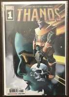 Thanos (2019) Complete Run 1-6 -First Print Marvel Comics - Tini Howard - Gamora