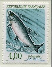 FRANCE TIMBRE NEUF  N° 2665  **  POISSON  SAUMON