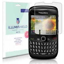 Illumishield mate antideslumbrante Protector de pantalla 3x para Blackberry Curve 8520