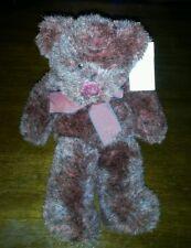 Russ Berrie Teddy Bear Roxanne 4017 Collectable Rare Birthday Present Gift