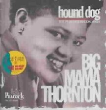 THORNTON, BIG MAMA - HOUND DOG / THE PEACOCK RECORDINGS - CD - NEW