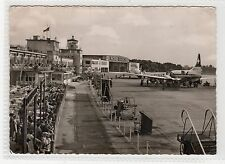 FLUGHAFEN DUSSELDORF: Germany postcard (C22418)
