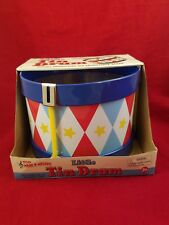 Schylling Make A Melody Little Tin Drum Musical Instrument Toy  NEW 3+