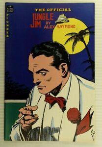 The Official Jungle Jim #9 Alex Raymond Nice Copy K1