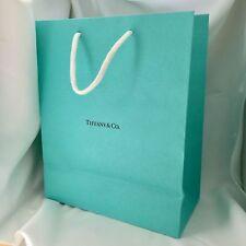 Tiffany & Co Blue Shopping Bag Gift Bag 9.75