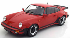 MINICHAMPS 1977 Porsche 911 Turbo Red 1:12 Large Car*Brand New Sealed Very Nice!