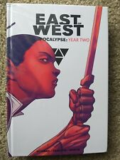 East of West Vol.2 Deluxe Hardcover HC Image Comics Jonathan Hickman Sealed Rare