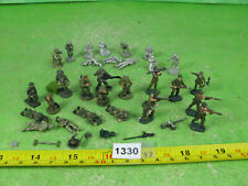 vintage metal painted 1/72 soldiers & others collectable models wargaming ? 1330