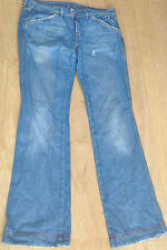 Mens Diesel faded blue Jeans W 30 L32