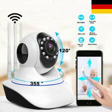 IP 1080P HD Wlan Netzwerk Kamera  Überwachungskamera Nachtsicht Babyphone Camera