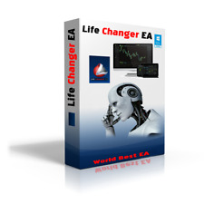 LIFE CHANGER EA, expert advisor, trading automatico forex e guadagno +8355% REAL