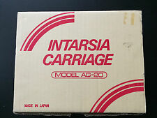 Knitting machine intarsia carriage mod. Ag-20