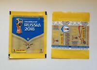Panini WM 2018 10 Tüten MCDonalds Russland Pack Bustina Russia World Cup 18