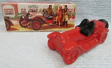 Avon Red 1914 Stutz Bearcat Car Full 6 oz Bottle Blend 7 After Shave Free S/H