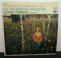 EUGENE ORMANDY TCHAIKOVSKY SYMPHONY NO. 4 (NM) ML-5074 LP VINYL RECORD