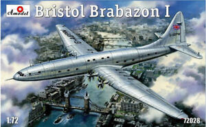 Amodel 72028 - 1/72 - Bristol Brabazon I Experimental Aircraft plastic model kit