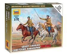 6161 SOVIET CAVALRY - ZVEZDA - WW2 FLAMES OF WAR - SENT FIRST CLASS 1/72