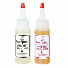 Brampton Technology Pro-Fix 5 &15 Quick Cure Epoxy - 4oz