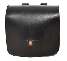 Us Civil War Black Leather Cap Box