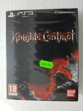 PS3 SONY PLAYSTATION 3 KNIGHTS CONTRACT - BANDAI - SEALED