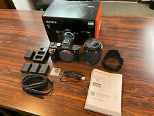 Sony Alpha a7 II with 28-70mm Kit Lens, Three Batteries & 64GB SD Card