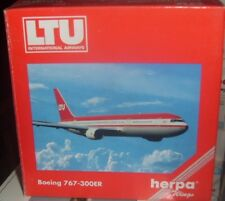 BOEING 767-300ER LTU INTERNATIONAL AIRWAYS scala 1/500 HERPA (502900)