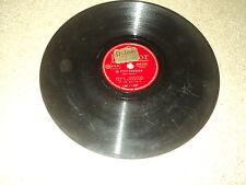 """@ FELIX LECLERC 78 TOURS rpm 10"""" FRANCE LE P'TIT BONHEUR"""