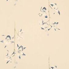 Rollos de papel pintado liso modernos de color principal beige