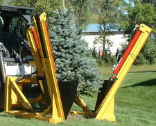 "NEW DIRT WORKS 30"" TREE SPADE ~ SKID STEER / TRACTOR  ~ BUY DIRECT! ~ WARRANTY!"