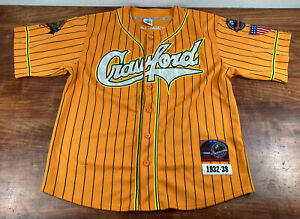 Negro League Authentic Throwback Crawford 1935 Jersey Men's 2XL