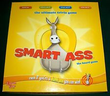 Smart Ass - The Ultimate Trivia Game - Even If You're a Dumb Ass You Can Win!
