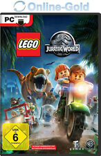 LEGO Jurassic World PC Spiel Cd-Key Steam Game Download Code [PC][DE][EU][NEU]